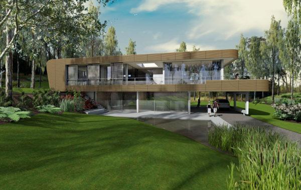 Villa wonen & werken Bergen nh