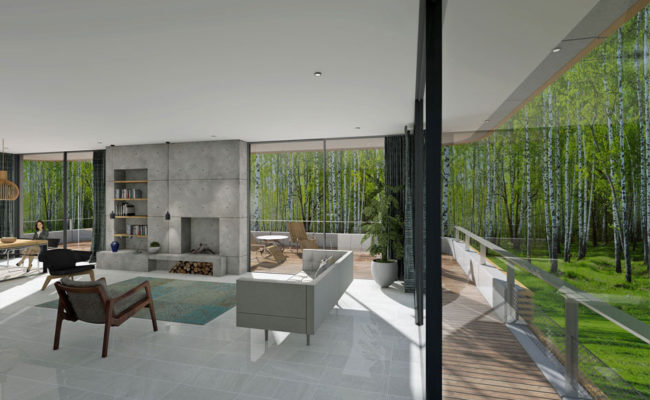 3_Villa interieur Bergen nh