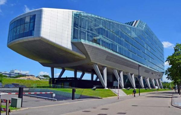 Iconisch Kantoorgebouw ING groep