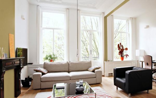 Renovatie appartement Amsterdam