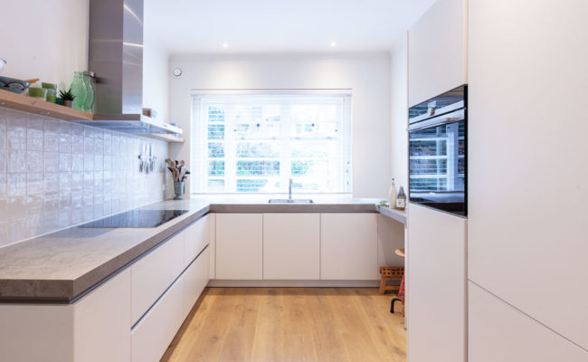 2 verbouwing keuken