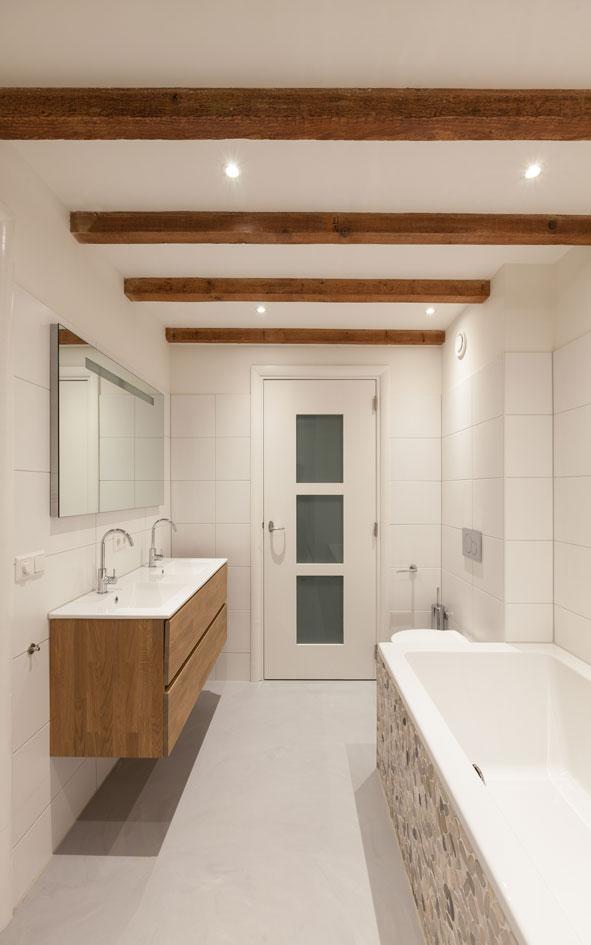 4 kelder badkamer